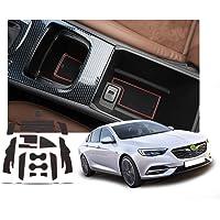 RUIYA Opel Insignia Esterillas antideslizantes para el interior
