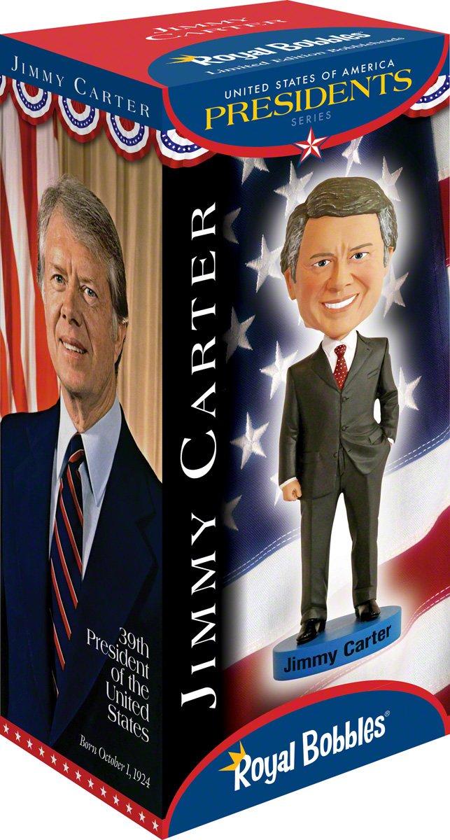 Royal Bobbles Jimmy Carter V2 Bobblehead SG/_B076QJKWN5/_US