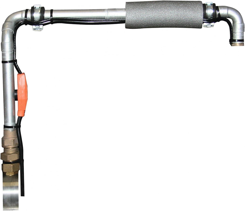 14 m Cable Calefactor anticongelante con termostato Kerbl