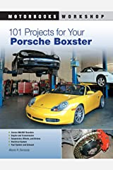 101 Projects for Your Porsche Boxster (Motorbooks Workshop) Paperback