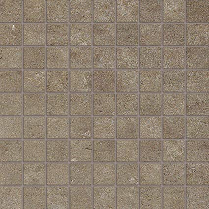 Samson 1020921 Genesis Loft Matte Mosaic Floor And Wall Tile 12x12