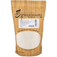 Farina di malto ricca di enzimi – malto per pane chiaro – farina bio di alta qualità – prima scelta e senza additivi – contenuto: 1Kg di farina di malto