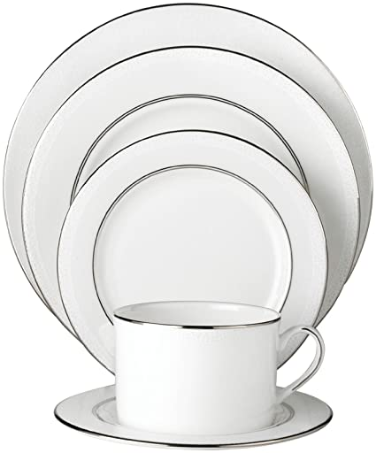 Kate Spade New York Cypress Point Dinnerware 5-Piece Place Setting  sc 1 st  Amazon.com & Amazon.com | Kate Spade New York Cypress Point Dinnerware 5-Piece ...