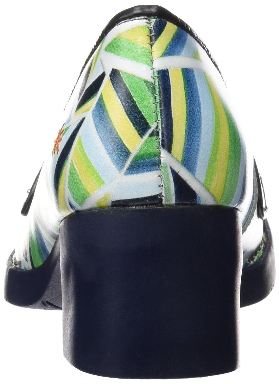 ART ART ART Damen 0079 Fantasy Bristol Hohe Absätze mit geschlossener Spitze 890fb1