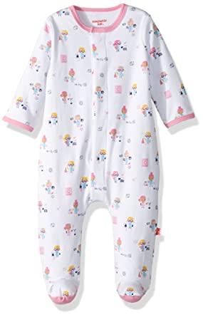 e0230e733bfe Amazon.com  Magnificent Baby Magnetic Me Baby Footie  Clothing