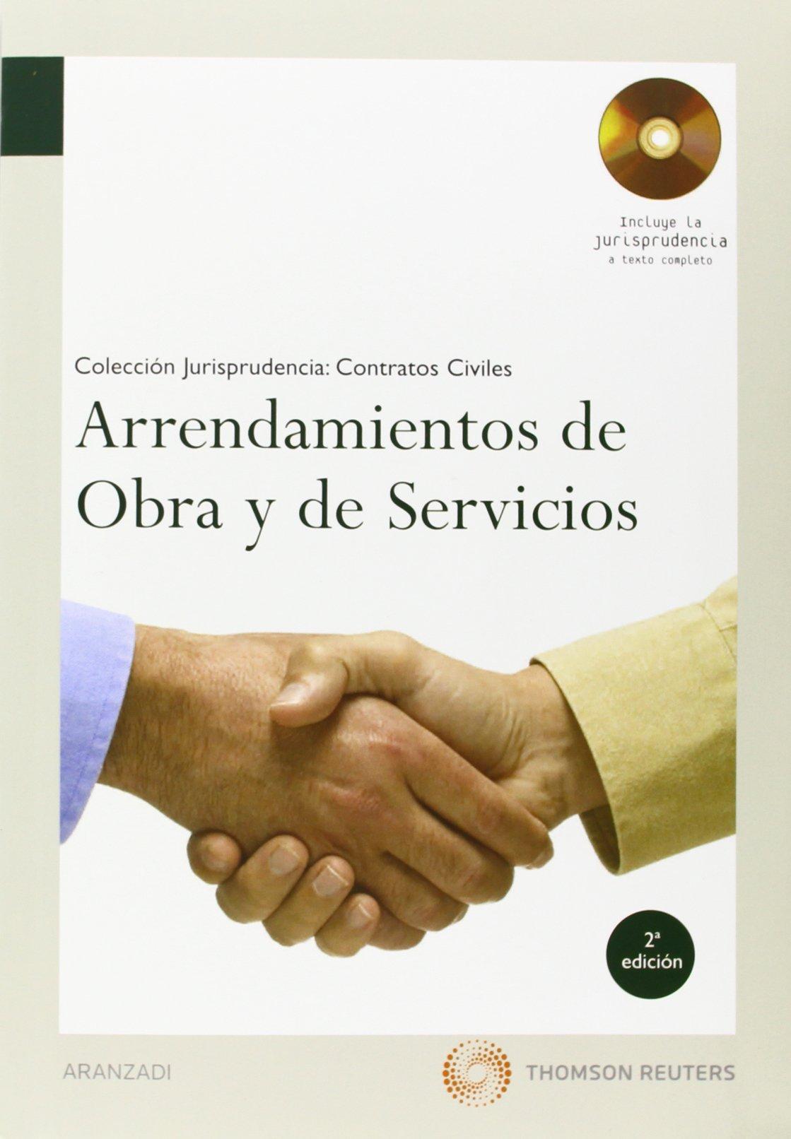 Arrendamientos de obra y de servicios PDF