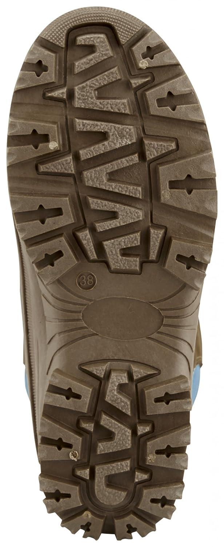 Zapatillas de Senderismo de Caucho para Mujer CMP Kinos Snow WP