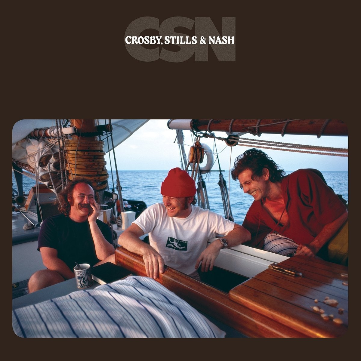 Vinilo : Crosby, Stills & Nash - Csn (180 Gram Vinyl, Black)