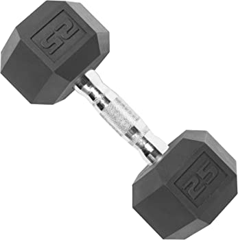 CAP Barbell 25 Pounds Workouts Dumbbell
