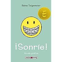 ¡Sonríe! (Novela gráfica (MAEVAyoung))
