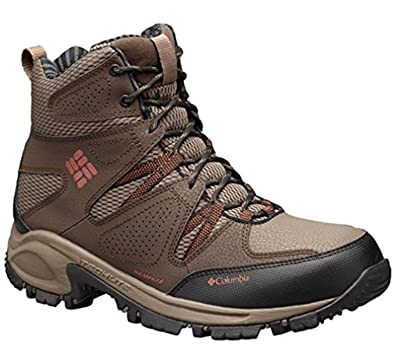 8a9543cb49a Columbia Men's Liftop II Thermal Coil Waterproof Leather Hiking Boots