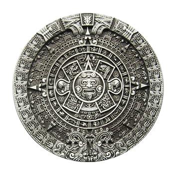Calendario Azteca.Piratenladen Buckle Calendario Azteca Aztecas Calendario
