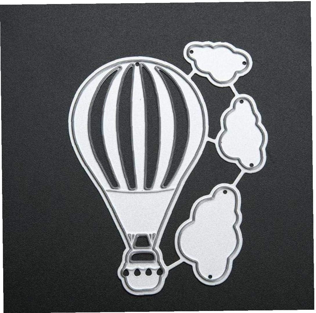 Zonfer Matrice De D/écoupe Embossage Die Cut Stencil Cartes Papier Craft pour Le Scrapbooking Album D/écoratif