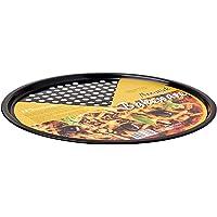 "My Way BKP13 Pizza Pan, 13"",Black"