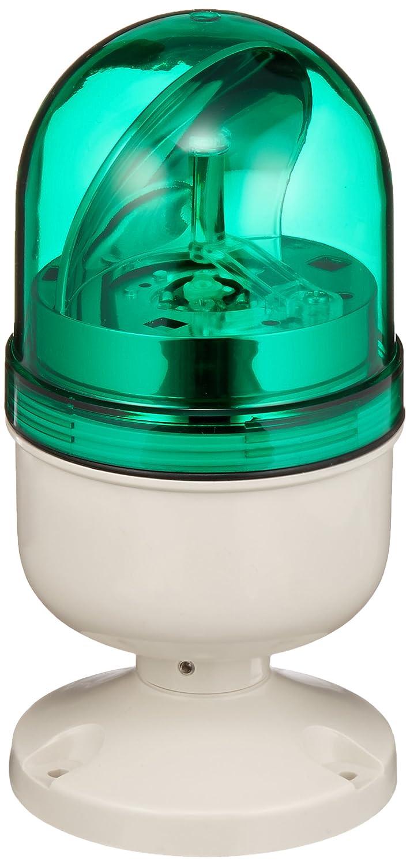 デジタル LED回転灯 アローライトシリーズ 超小型パワー 超高輝度 LRP-100G-A B078K3ZPZK