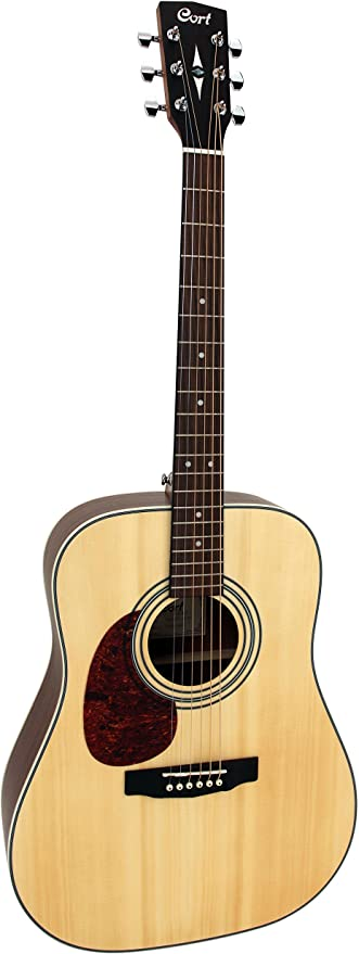 CORT Lefthander EARTH70Lh-OP para guitarra Dreadnought Western ...