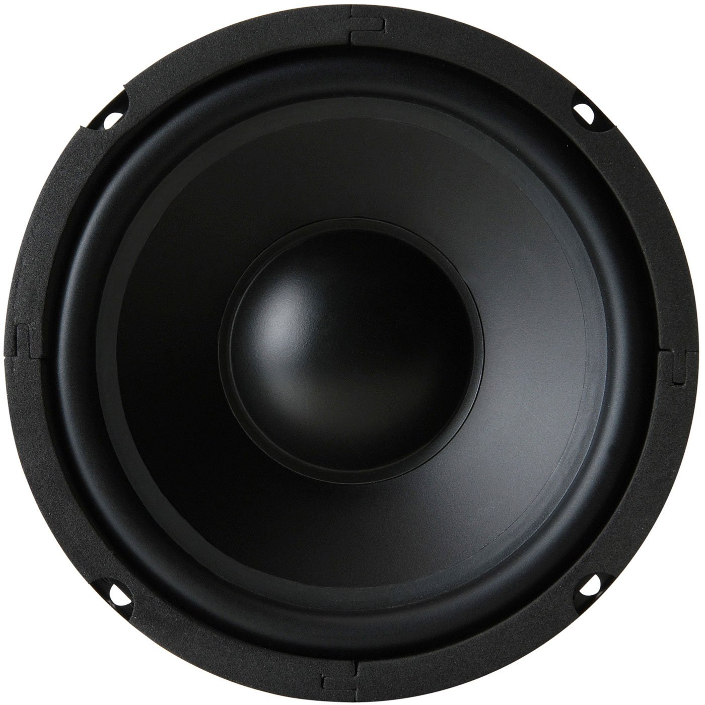 GRS 6PR-8 6-1//2 Poly Cone Rubber Surround Woofer