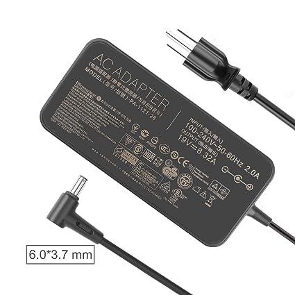 Amazon.com: JUYOON 120W 19V 6.32A Cargador AC Adaptador para ...