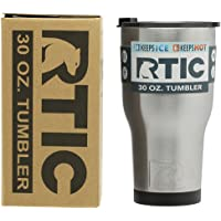 Deals on RTIC 191 Double Wall Vacuum Insulated Tumbler 30 oz
