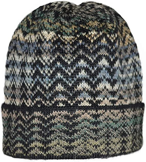 Invisible world beanie
