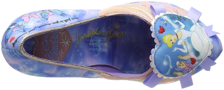 Irregular Choice Choice Choice Damen Faith in Dreams Pumps Blau 3be7cb