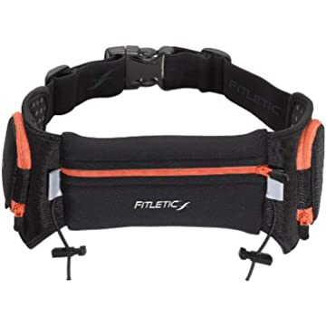 mini Fitletic Quench Retractable Hydration Belt