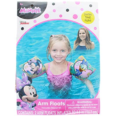 Minnie Mouse Bowtique Inflatable Arm Floaties: Toys & Games [5Bkhe1104229]