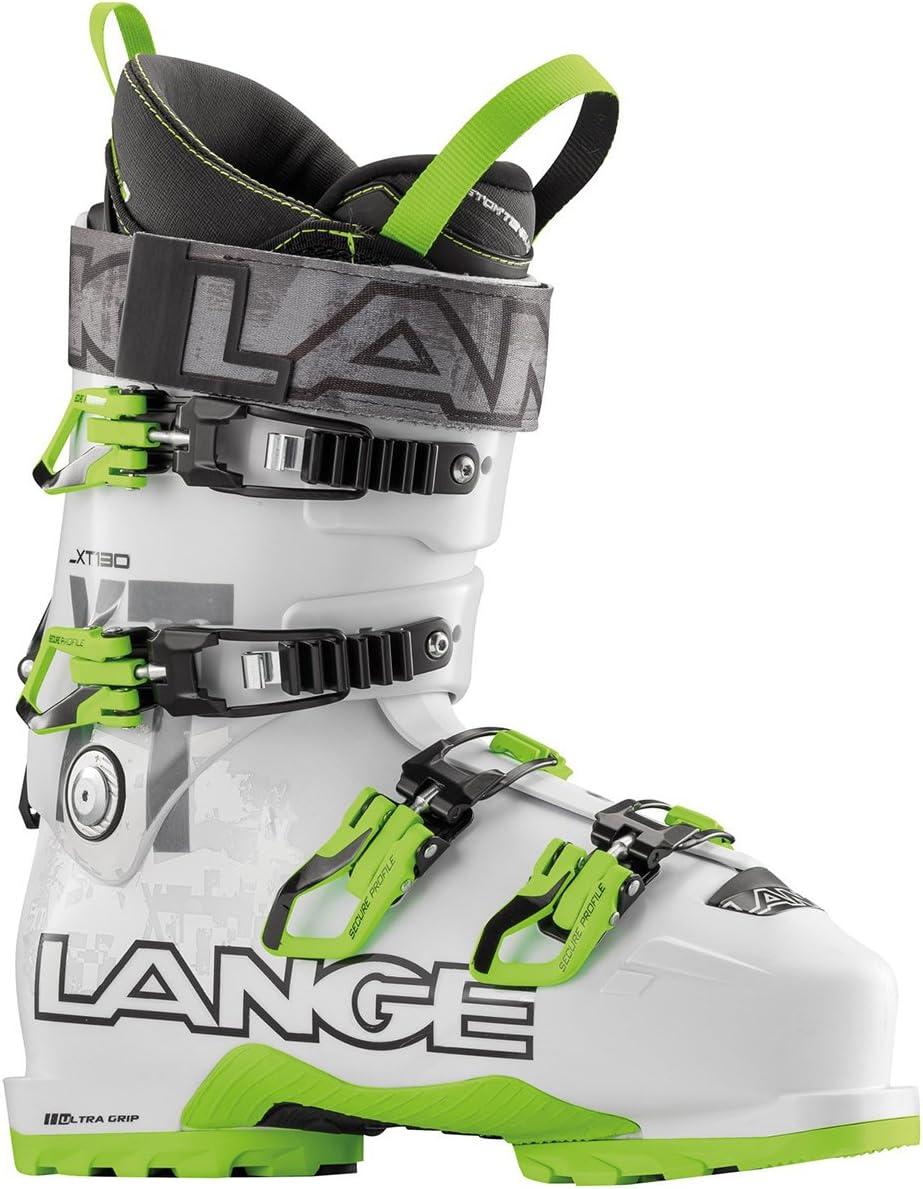 Lange XT 130スキーブーツ2017 グリーン/ホワイト