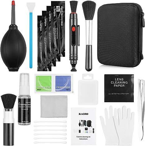 14 Kit de limpieza de cámaras profesionales para KooKen de ...