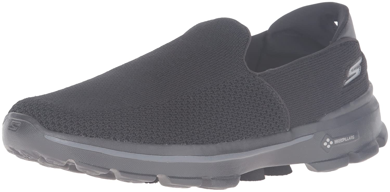 Skechers Vont Marcher 3 Hommes Slip-on Des Chaussures De Marche 3TuWDOqq