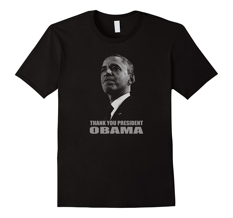 Thank You President Obama T-Shirt- Barack Obama T Shirt-RT