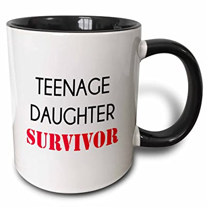 Teenage Daughter Survivor-Mother's Day Gift Mug Ideas Coffee