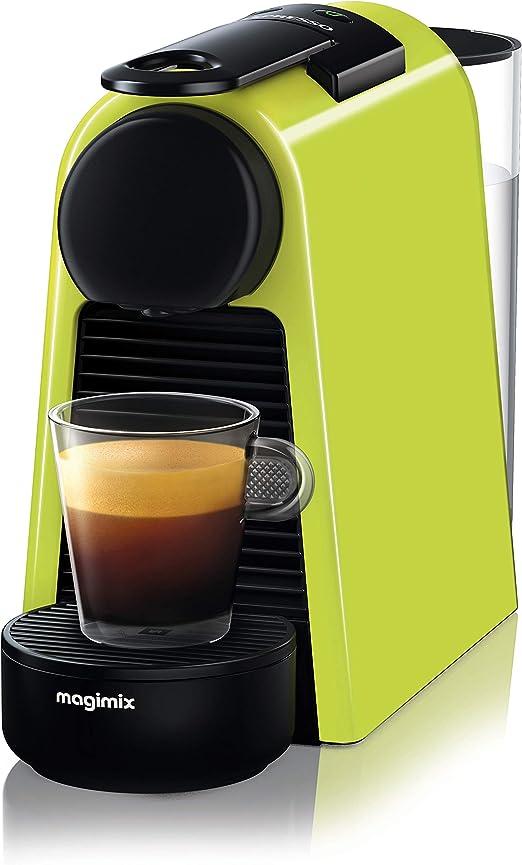 Nespresso Magimix Essenza Mini M115 - Koffiecupmachine - Lime ...
