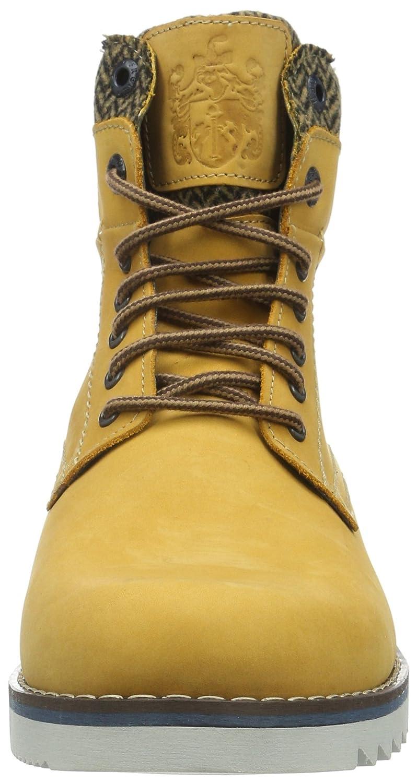FRETZ men Herren Cooper Kurzschaft Stiefel, Gelb (19 Yellow