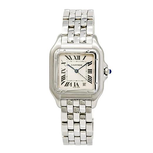 Panthere Cartier de Cartier Cuarzo Mujer Reloj 1310 (Certificado) de Segunda Mano: Cartier: Amazon.es: Relojes