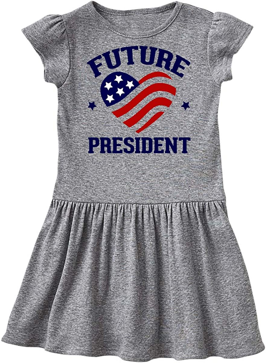 Amazon Com Inktastic Future President Gift Infant Dress Clothing