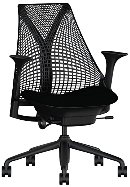 Herman Miller Sayl Task Chair Tilt Limiter - Stationary Seat Depth - Height Adj Arms  sc 1 st  Amazon.com & Amazon.com: Herman Miller Sayl Task Chair: Tilt Limiter - Stationary ...