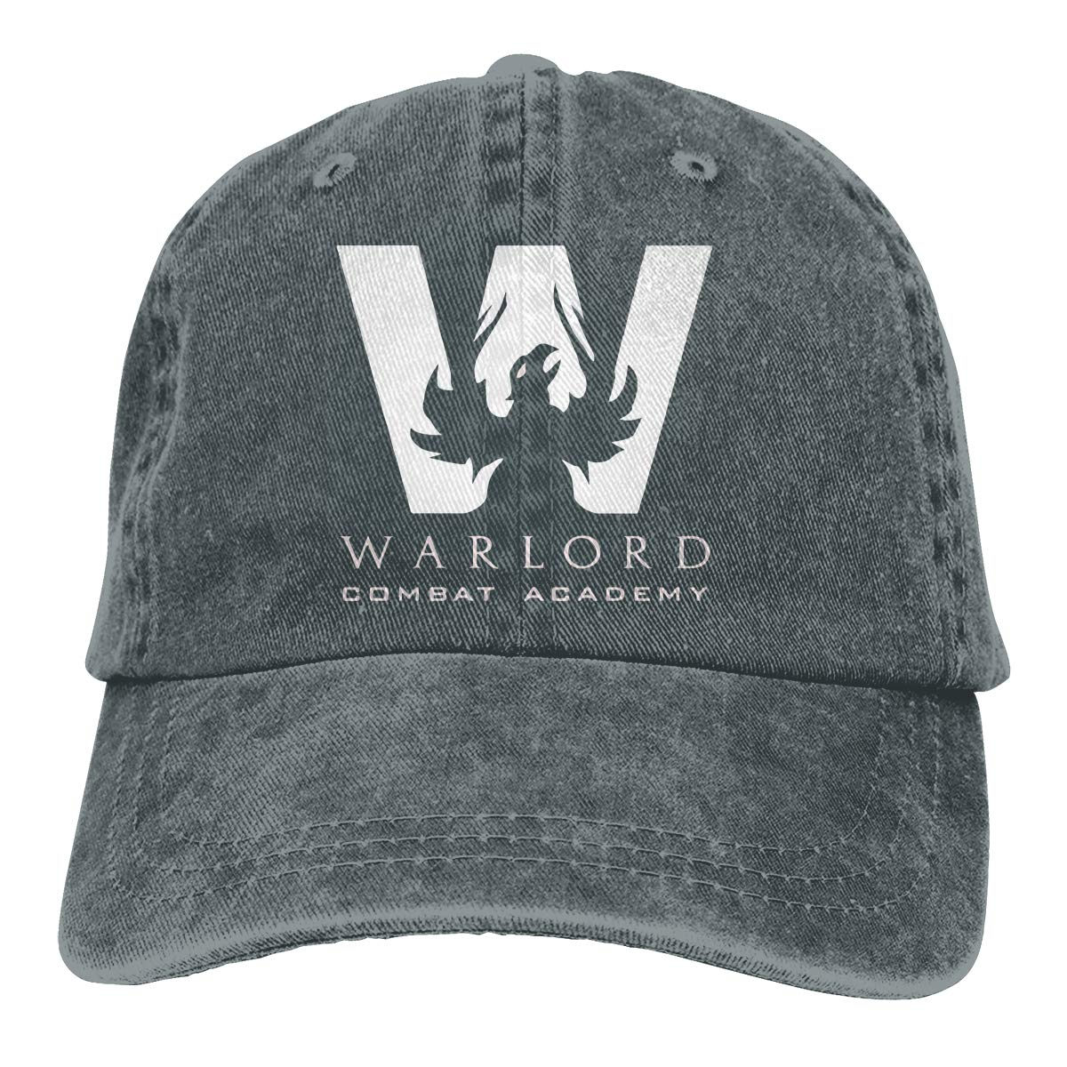 Warlord Combat Academy Adult Trendy Cowboy Hat Sun Hat Adjustable Baseball Cap