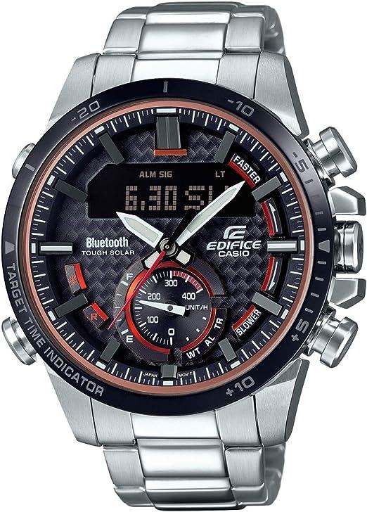 Casio Horloge ECB 800DB 1AEF: : Montres  oCMIl