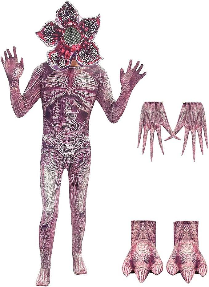 Amazon.com: Disfraz de demonio para niños, disfraz de ...