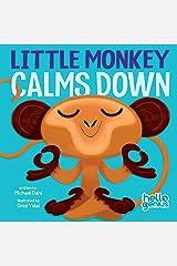 Little Monkey Calms Down (Hello Genius) Kindle Edition