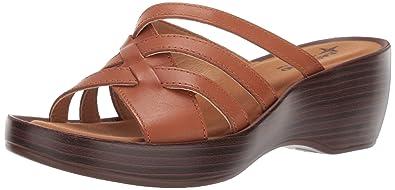 070fb7091b8e Eastland Shoe s Poppy Sandal TAN ...