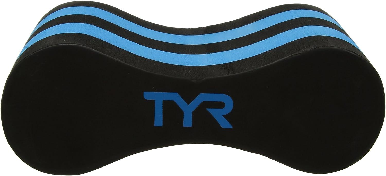 TYR Pull Float Unisexe Noir/Bleu Taille Unique
