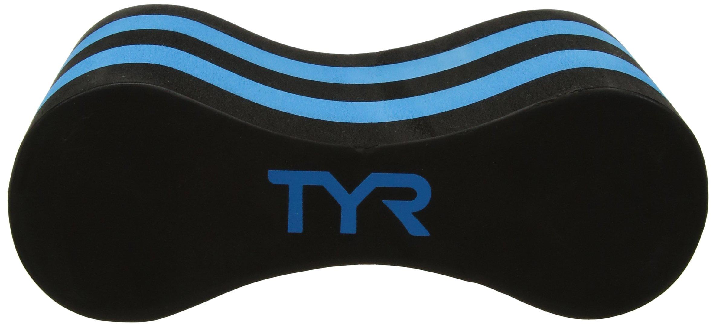 TYR  11LPFALL  Pull Float, Black/Blue