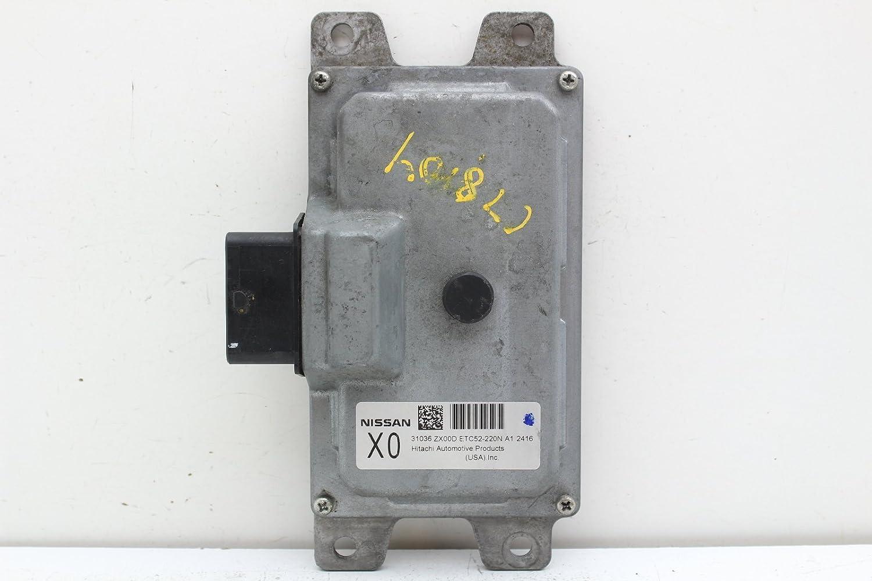 NISSAN 10-12 Altima 31036 ZX00D TCM TCU Transmission Computer Control Module