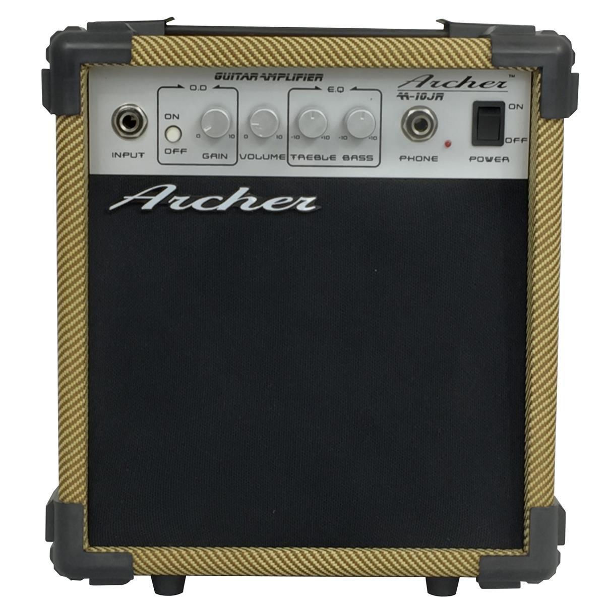 Archer GA15TWEED Guitar Amplifier w/ 6.5'' Speaker, 15 Watts - Tweed