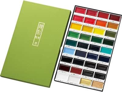Kuretake Kuretake Gansai Tambi 36 Colours