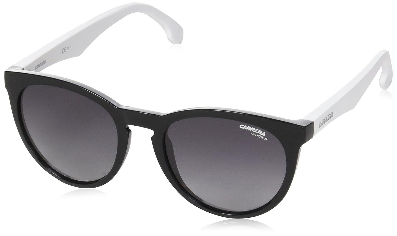 Carrera 5040/S 9o Gafas de sol, Negro (Black White/Dark Grey ...