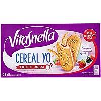 Vitasnella Cereale Yo Frutti Rossi - 253 gr