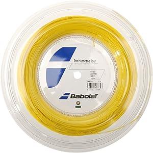 Babolat Pro Hurricane Tour (16g-1.30mm) Tennis String Reel (660')